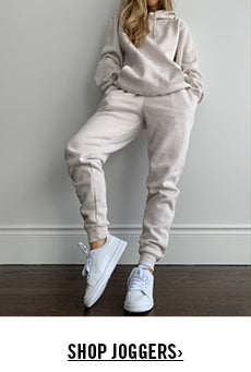 Joggers Promotion