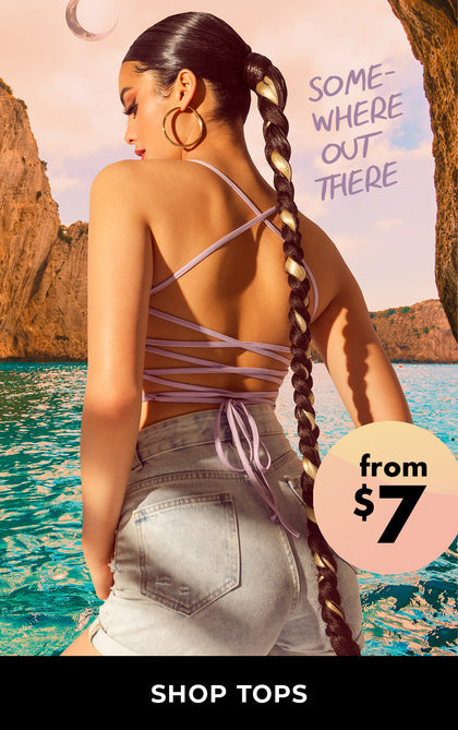 Sirens | Shop Tops from $7