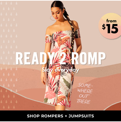 Sirens | Shop Jumpsuits + Rompers from $15