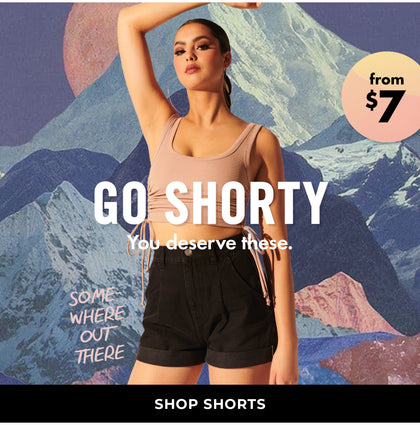 Sirens | Shop Shorts from $7