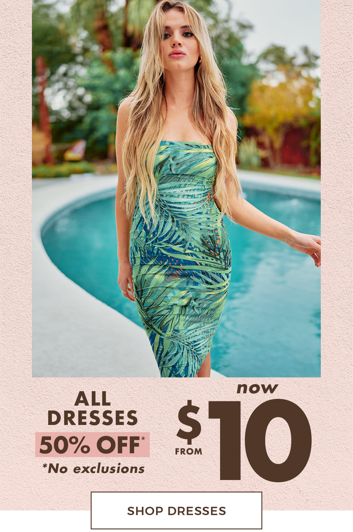 Sirens | 50% Off Dresses