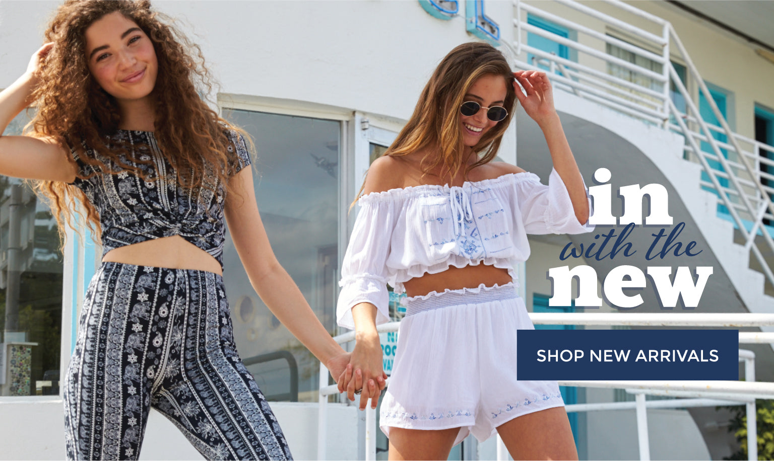 In with the NEW - Shop New Arrivals
