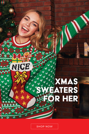 Xmas Sweaters For Her - Shop Now