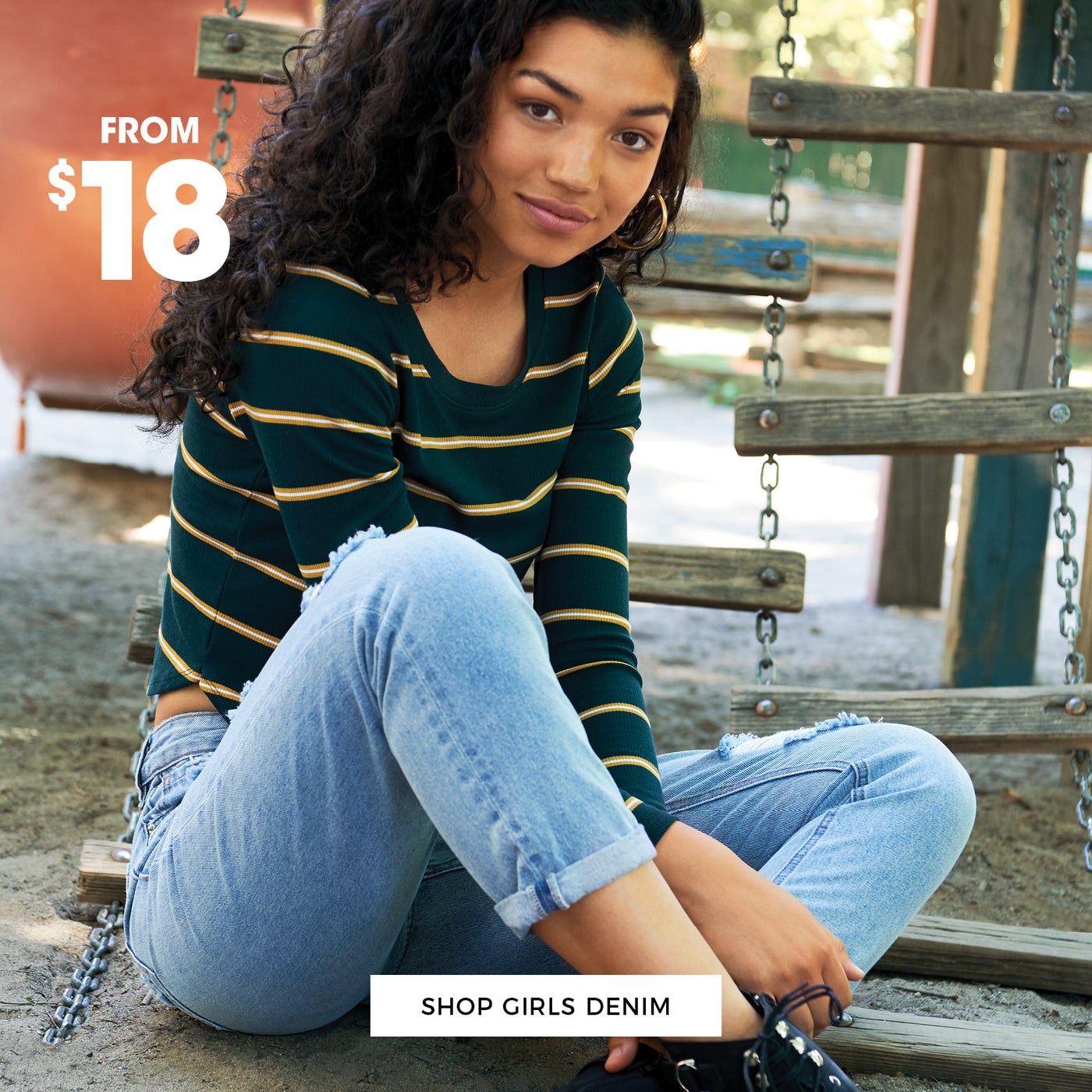 Denim from $18 - Shop Girls Denim