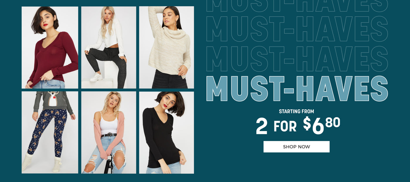 Stitches | Must Haves starting from $6.80 - Shop Now