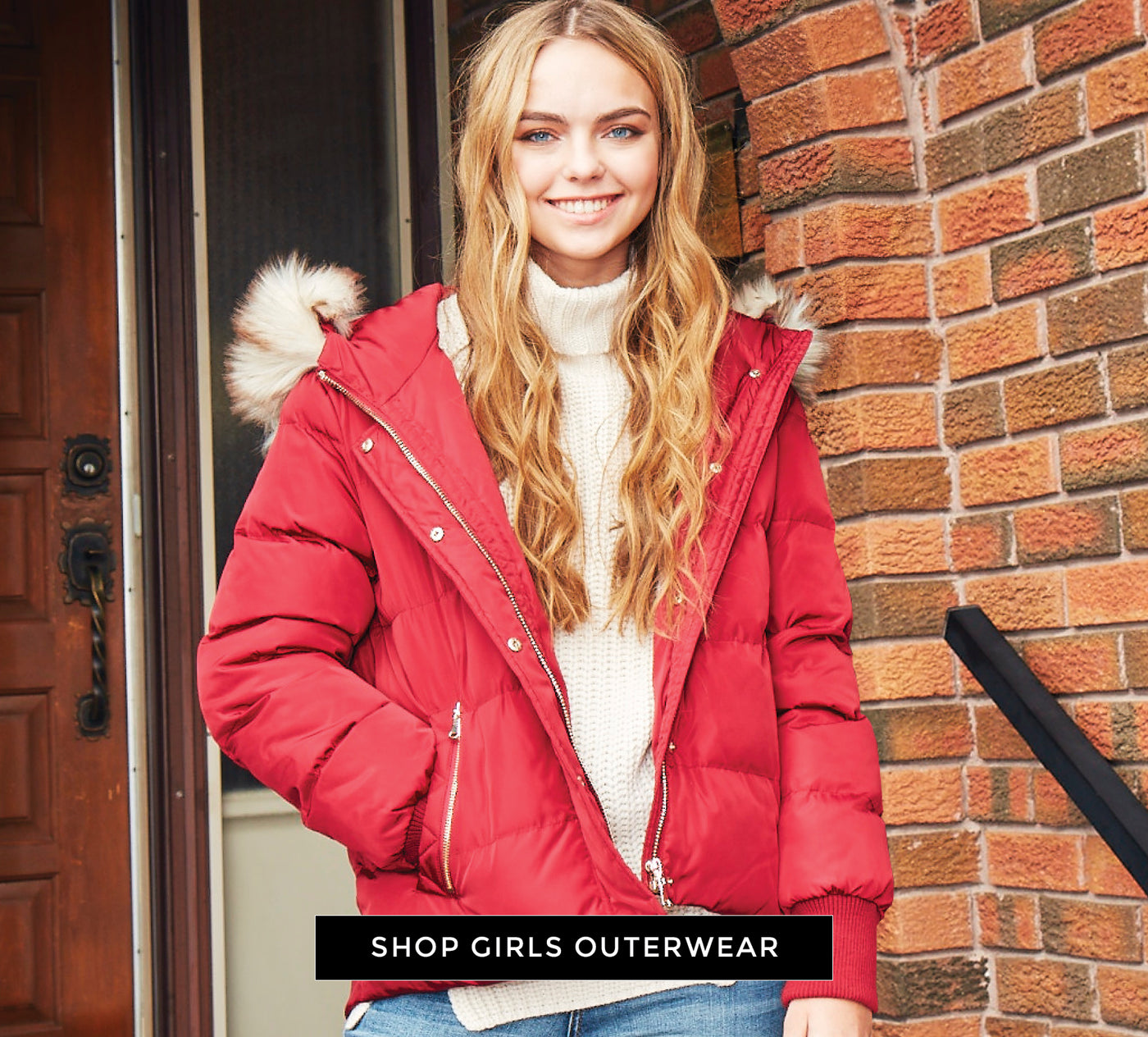 Shop Girls Outerwear