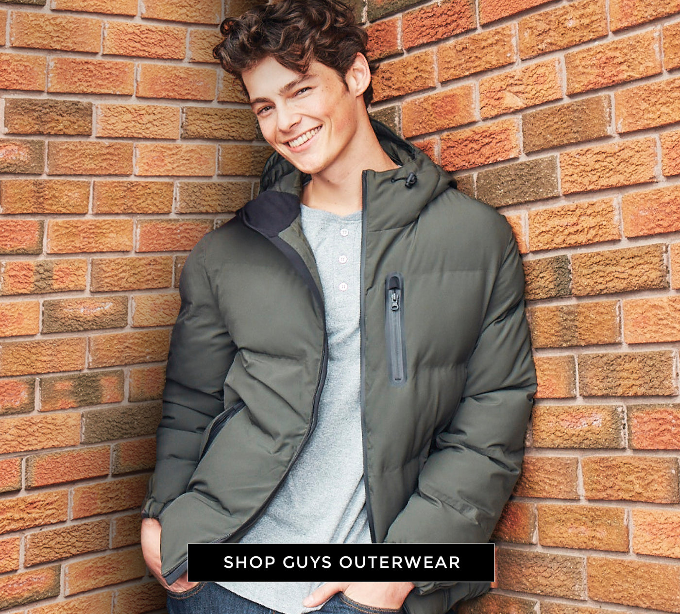 Shop Guys Outerwear