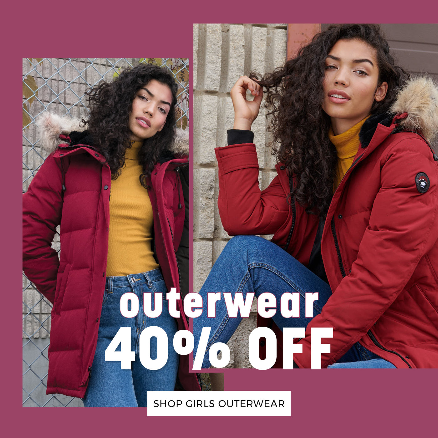 Stitches | Outerwear 40% Off - Shop Girls Outerwear