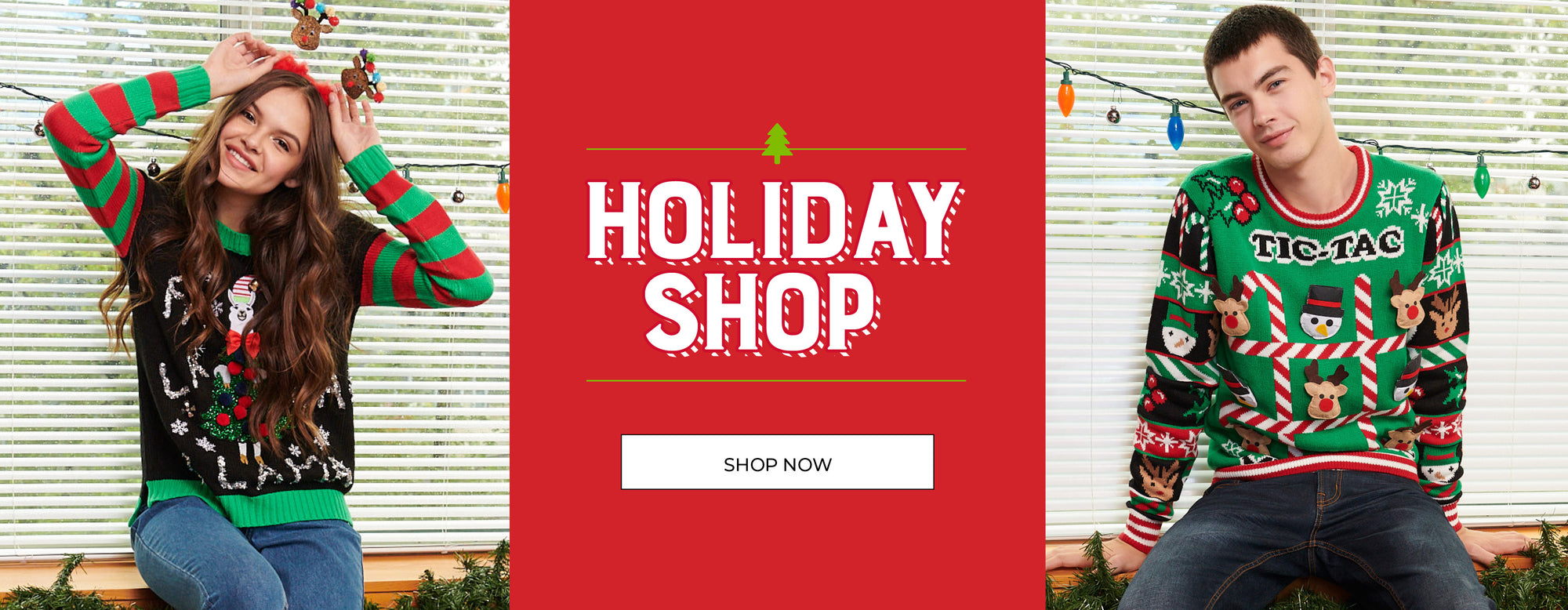 Stitches | The Holiday Shop - Shop Now
