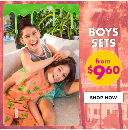 Urban Kids | Shop Boys Sets from $9.60