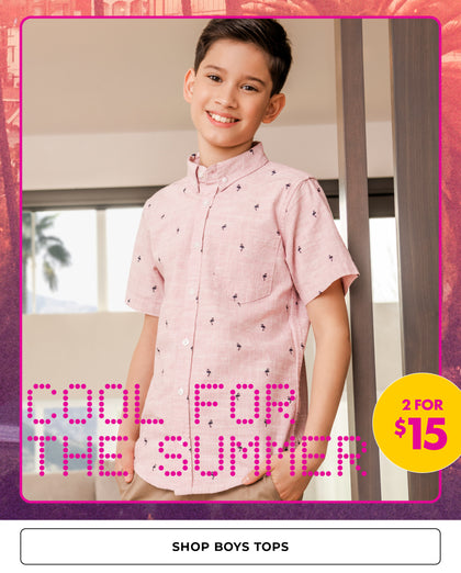 Urban Kids | Boys Tops 2 for $15 - Shop Now