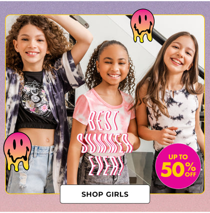 Urban Kids | Shop All Girls Up To 50% Off