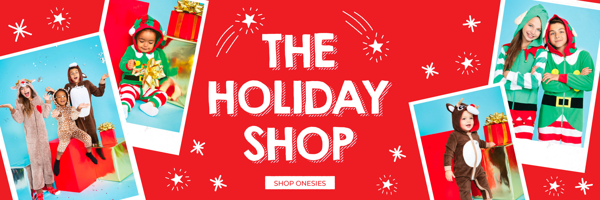 Urban Kids | The Holiday Shop - Shop Onesies