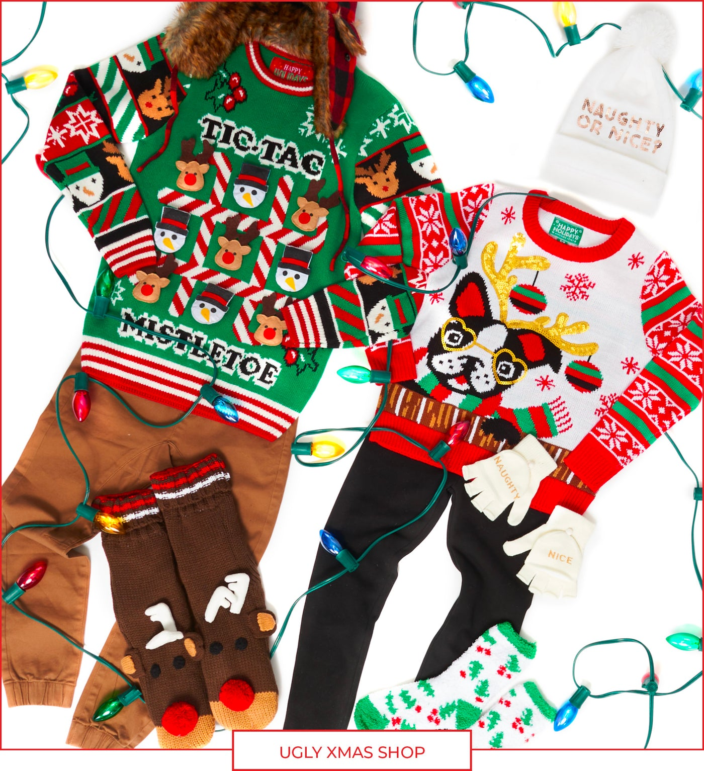 Urban Kids | Ugly Xmas Shop