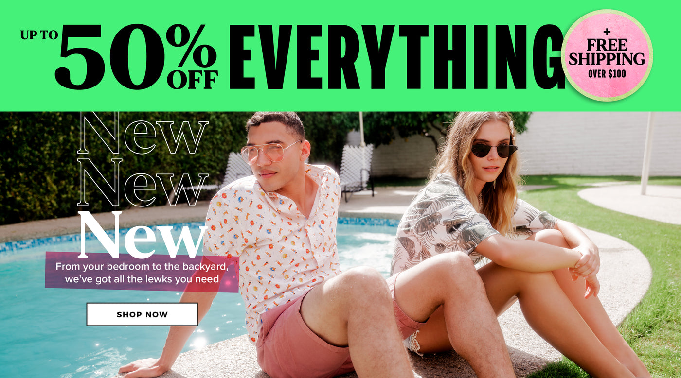 Urban Planet | Up to 50% Off + Free Shipping on orders over $100