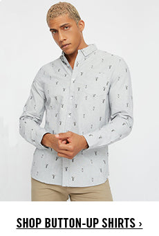 Urban Planet | Shop Button-Up Shirts