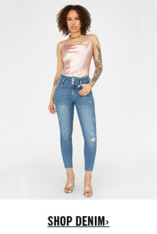 Bottoms Denim Promotion