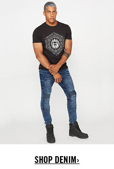 Urban Planet | Shop Men's Denim