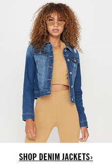 Urban Planet | Shop Denim Jackets
