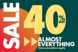 Urban Planet | 40% Off almost everything