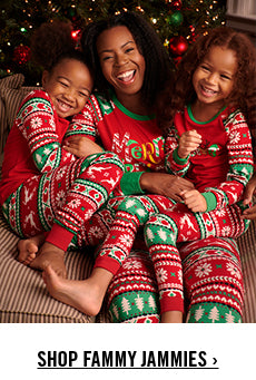 Intimates + Pjs Fammy Jammies Promotion