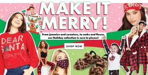 Make It Merry - Shop The Holiday Collection