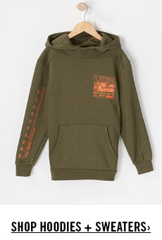Urban Planet | Shop Boys Hoodies + Sweaters