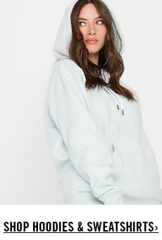 Tops Hoodies + Sweatshirts Promotion