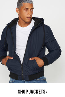 Urban Planet | Shop Men's Jackets