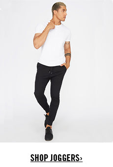 Urban Planet | Shop Men's Joggers