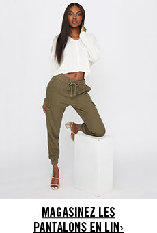 Urban Planet | Magasinez Les Pantalons En Lin