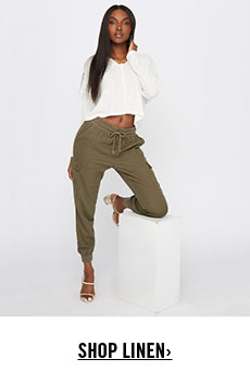 Urban Planet | Shop Linen Pants