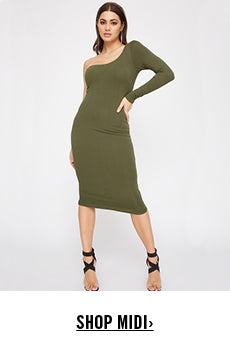 Urban Planet | Shop Midi Dresses