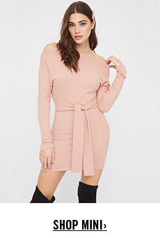 Urban Planet | Shop Mini Dresses