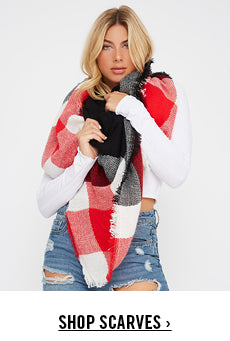 Urban Planet | Shop Scarves