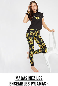 Ensembles pyjamas Promotion