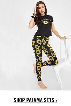Intimates + Pjs Pajama Sets Promotion
