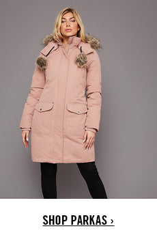 Urban Planet | Shop Parkas