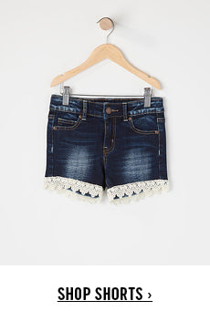 Urban Planet | Shop Girls Shorts