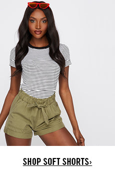 Urban Planet | Shop Soft Shorts