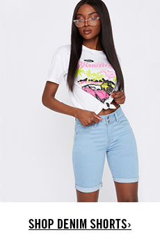 Urban Planet | Shop Denim Shorts