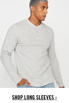 Urban Planet | Shop Men's Long Sleeves