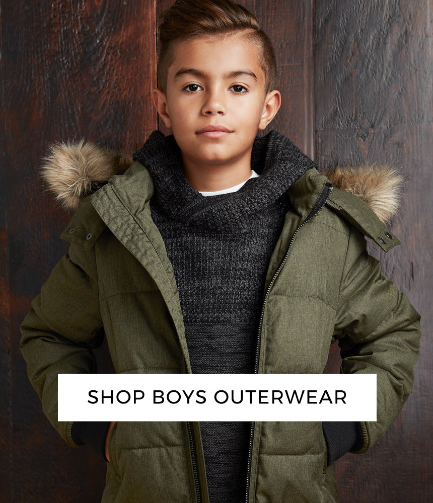 Shop Boys Outerwear