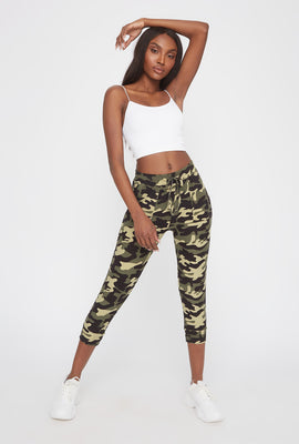 Super Soft Cropped Jogger