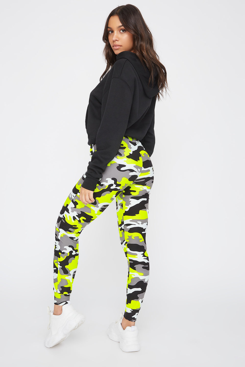 Super Soft Jogger Camouflage