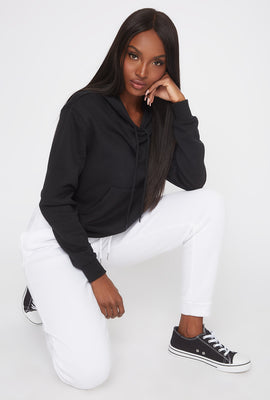 Fleece High-Rise Jogger
