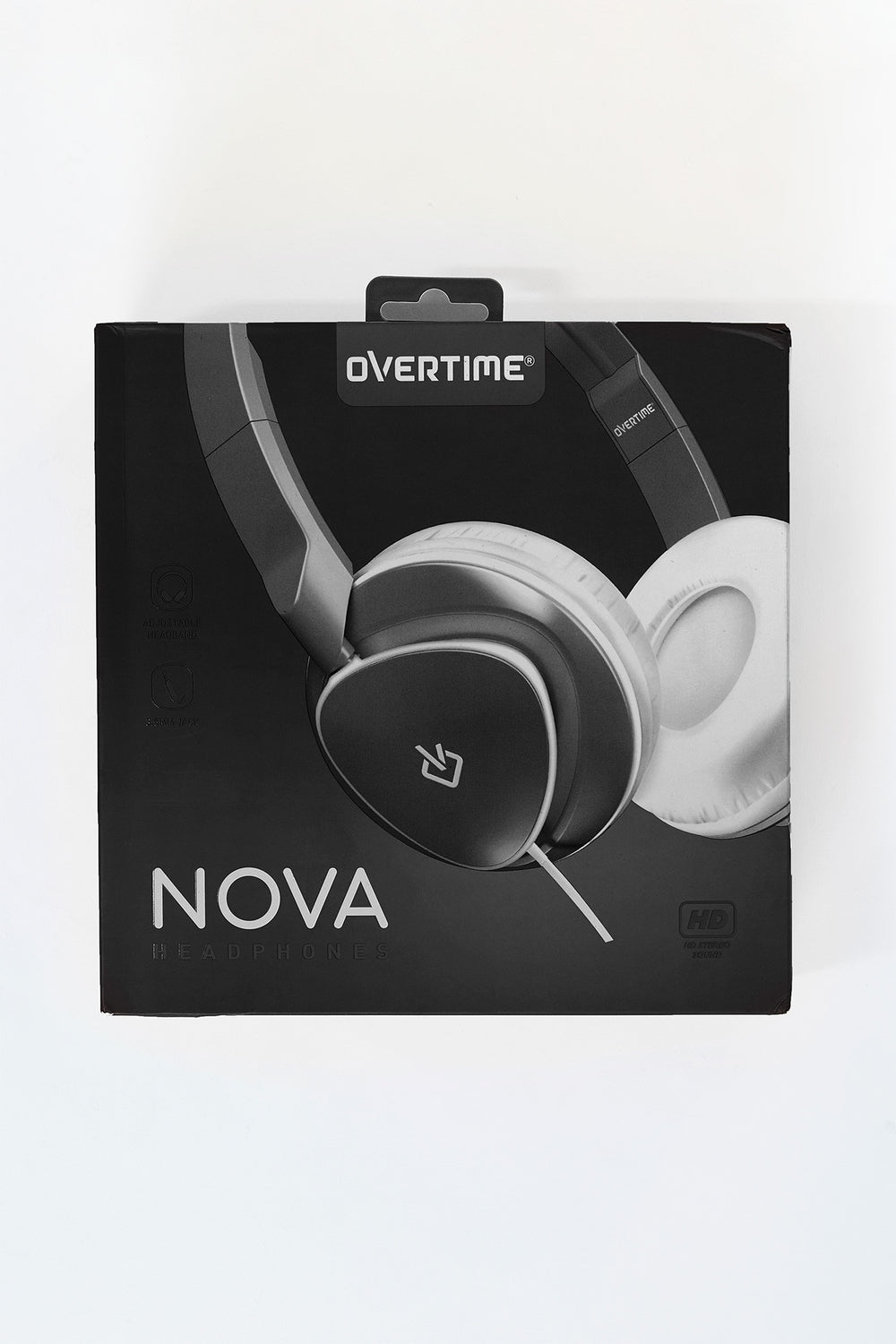 Nova DJ Headphone Black