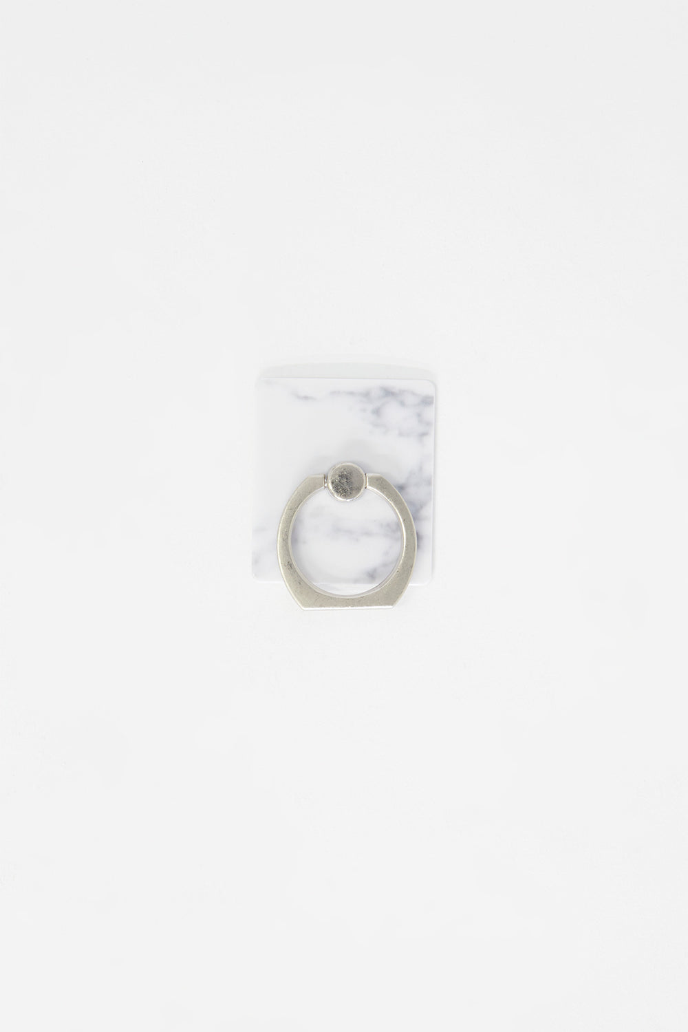 Ring Holder iPhone Case Set White