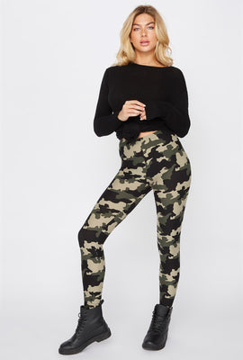 Camo Basic Legging