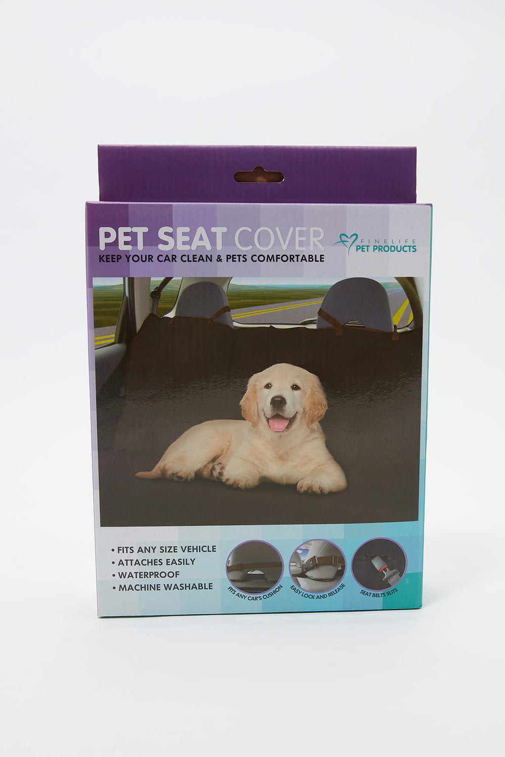 Pet Car Seat Cover Assorted